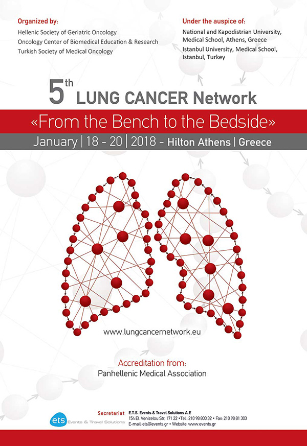 5th Lung Cancer Network «From the Bench to the Bedside»
